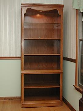Curio Cabinet, 2001